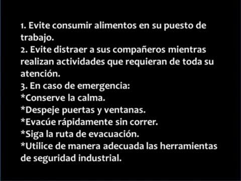 Homero y la Seguridad Industrial