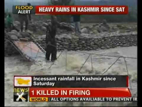 Flood alert in Srinagar, people asked to shift to safer places - NewsX