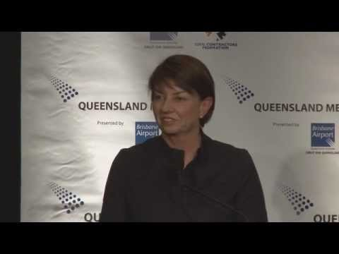 Q&A at the Queensland Media Club