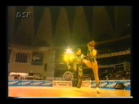Lucia Borkaova & Milan Vycital - World Masters Lyon 1994