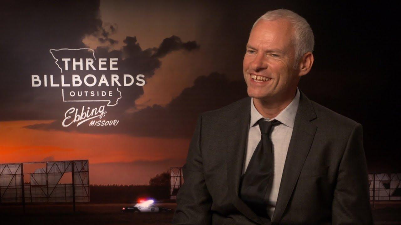 Martin McDonagh talks Three Billboards Outside Ebbing, Missouri