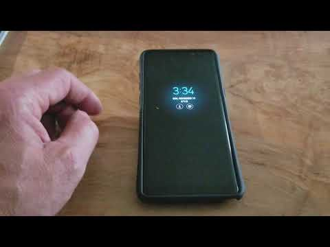 Samsung Galaxy Note 8 soft reboot or reset