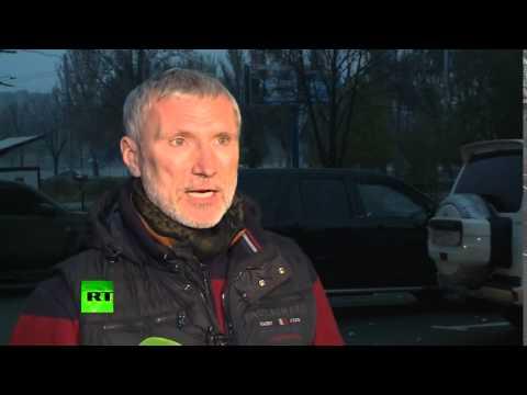 Наблюдатель от РФ  В Новороссии произошло то  за что бился Майдан