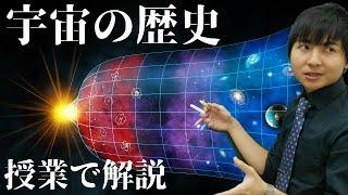 宇宙創生から現在まで【宇宙の歴史①(過去編)】