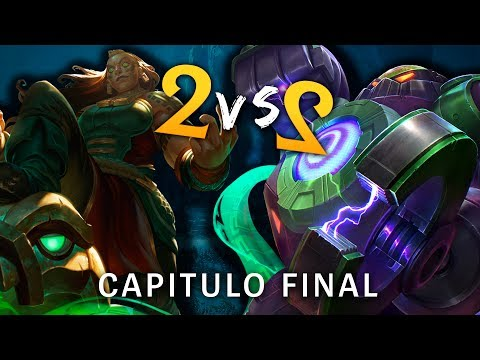 2vs2  [Illaoi y Bliztcrank] CAPITULO FINAL | League of Legends