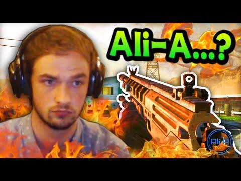 """Ali-A KILLS... Ali-A!"" - Call of Duty: Black Ops 2 - LIVE w/ Ali-A! - (Gun Game)"