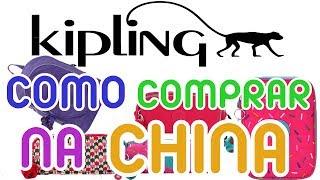 COMPRANDO bolsas Kipling no site da China Andwish.com PARTE 2  2/2 6.12 MB