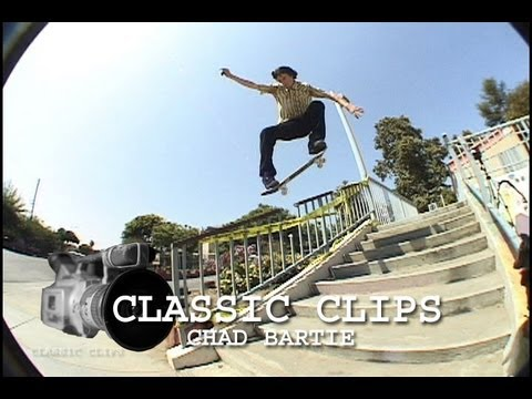 Chad Bartie Skateboarding Classic Clips #71