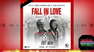 A2 DA FULANI KING ft D Special - FALL IN LOVE (official audio ) new banger is out.