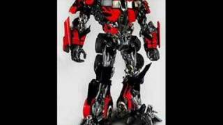 New Transformers Theme 2007