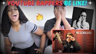 """Quadeca """"12 STYLES OF RAPPING! (YOUTUBER EDITION) ft. Ricegum, Jake & Logan Paul ETC"""" REACTION!!"""