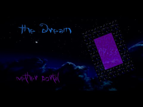 """Nether Portal"" Minecraft The Dream Ep. 33"