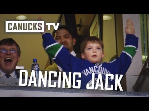 Kid Hockey Fan Dances To LMFAO