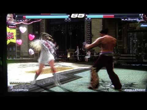 E3 Day 3 - Tekken Tag 2 Gameplay - 6 of 8