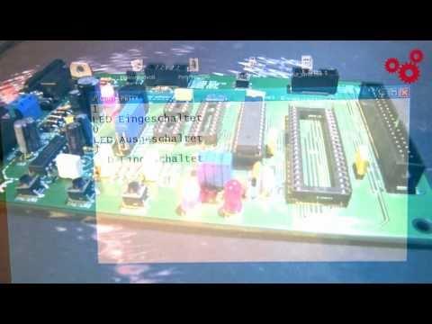Bascom AVR Tutorial Folge 5 Seriell RS232