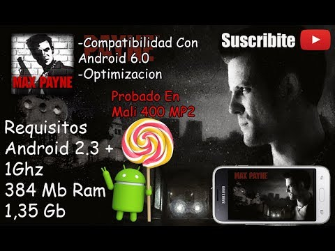 Max Payne Mobile Para Android 2017