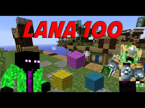 LANA 100 EN OVERCAST NETWORK!!!! w/Dancoqui