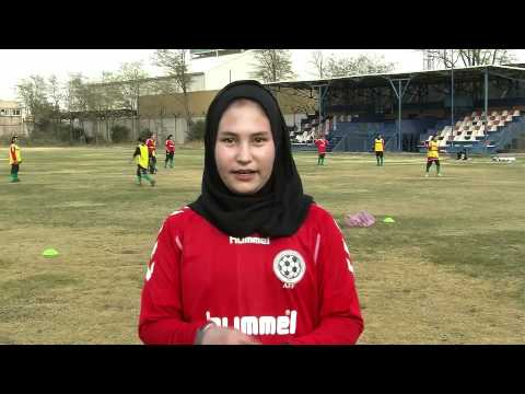 Afghan women's national team profiles