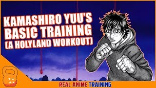Kamishiro Yuu's Basic Training (Holyland) - Real Anime Training