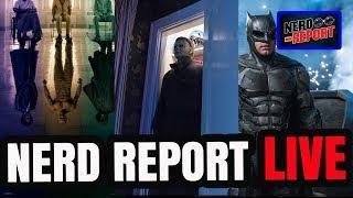 John Wick 3 Trailer / Glass / Batman News / Halloween Sequel / Star Wars - Nerd Report Live