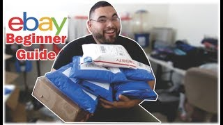 beginners guide to starting an ebay home business in 2019