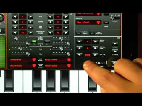 Magellan for iPad Tutorial 3: Virtual MIDI & MIDI Out