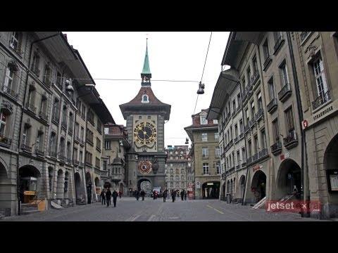 Bern, Swizerland: A Walking Tour