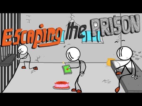 PRISON BREAK! | Escaping The Prison