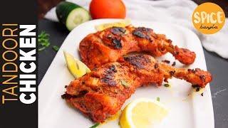 চুলায় তৈরি তান্দুরি চিকেন  | No Oven Tandoori Chicken | Restaurant Style Tandoori Chicken Recipe