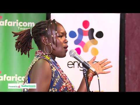Nyota Ndogo - Watu na viatu (Cover by Serro)