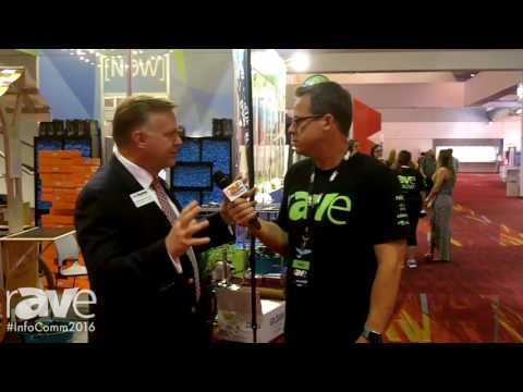 InfoComm 2016: Gary Kayye and InfoComm Sr VP Jason McGraw With a Pre-show Interview