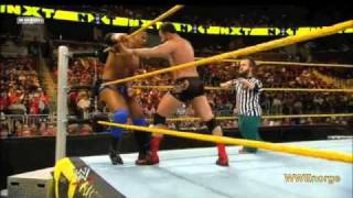 WWE Hornswoggle as Refree ( Chavo vs Darren young)