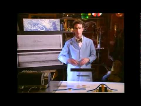 Bill Nye the Science Guy - Earthquakes (richter scale) - YouTube