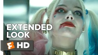 Suicide Squad - Harley Quinn Extended Look (2016) - Margot Robbie Movie