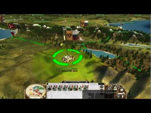 Empire Total War - Россия ( 19 ) Сражение за Ереван
