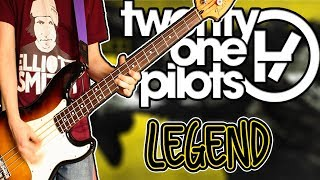 Twenty One Pilots - Legend Bass / Ukulele Cover