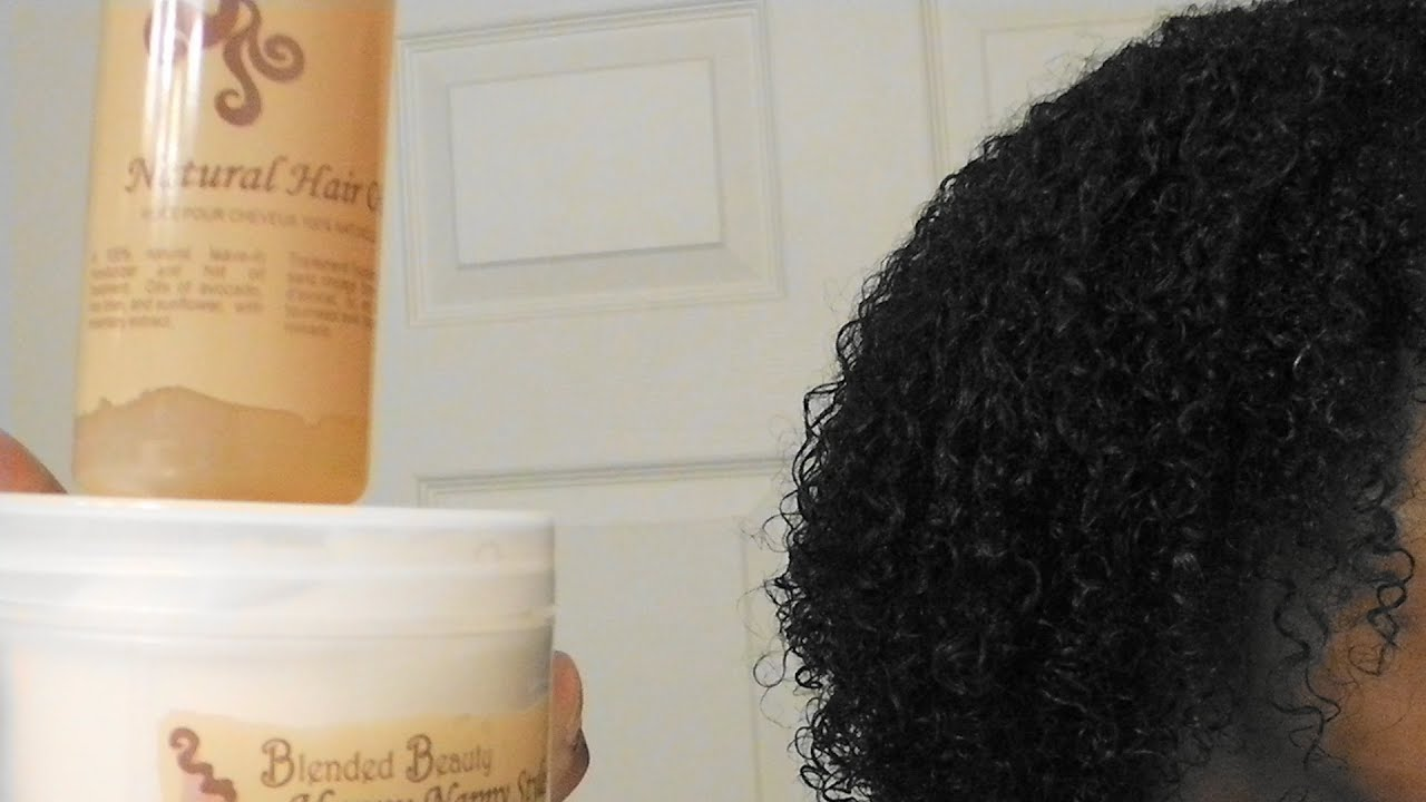 Blended Hair Products Blended Beauty Product Review