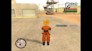 Descargar mods de volar, teletransportacion etc para GTA San Andreas 2012