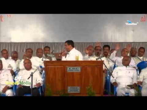 IPC 91st General Convention 2015, Day - 3,  Pastor B Monachan