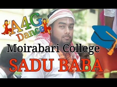 Moirabari College Program .Sabu Baba// A4G Dance