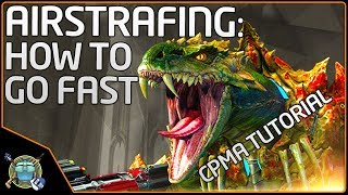 Quake Champions - CPM Tutorial (Sorlag and Anarki Movement Guide)