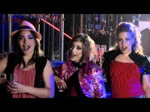 Lisa, Amy & Shelley - Niemand - Officiële Videoclip