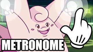 FULL METRONOME POKEMON TEAM! #2