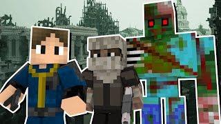 Minecraft Apocalipse #1: O FIM DO MUNDO CHEGOU PARA OS YOUTUBERS!