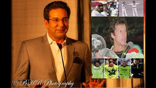 Wasim Akram Lifetime Memorable Interview in Seattle: Iconic Cricket Memories of Wasim Akram