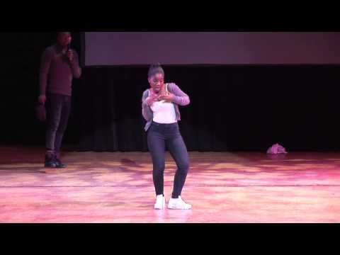 Azonto Dance Competition  Momentum 2012, Croydon, London video