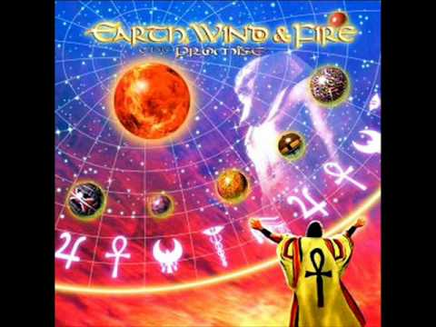Earth Wind & Fire - Let Me Love You