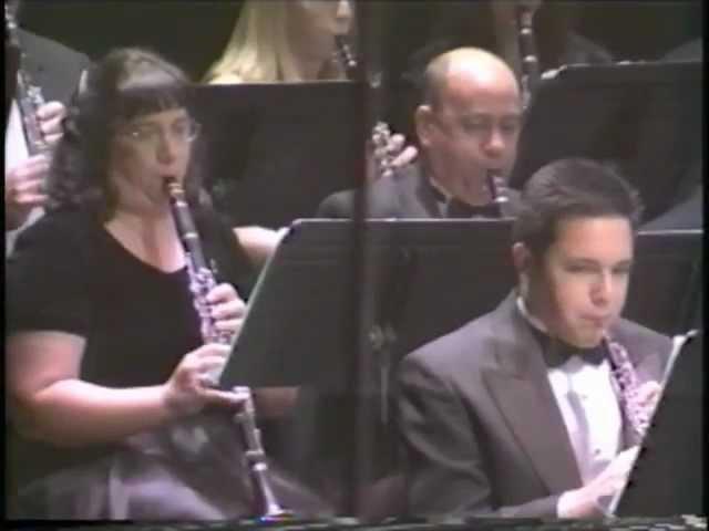 2003 Golden West College Symphonic Band Spring Concert