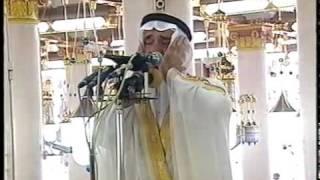 Азан из мечети Пророка в Медине Читает Исам Бухари
