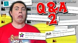 SCHOOL CAMP ACCIDENTS! - Q&A 2